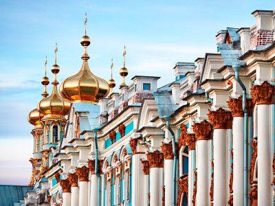San Petersburgo - Crucero por el báltico y Rusia