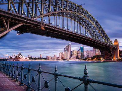 Sideny, Australia. Cruceros en Oceania