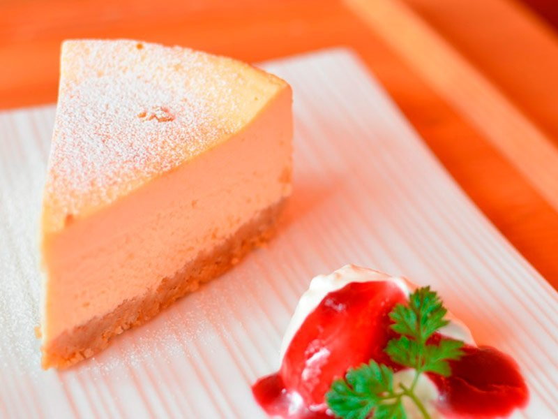 Cheese Cake - Receta Princess
