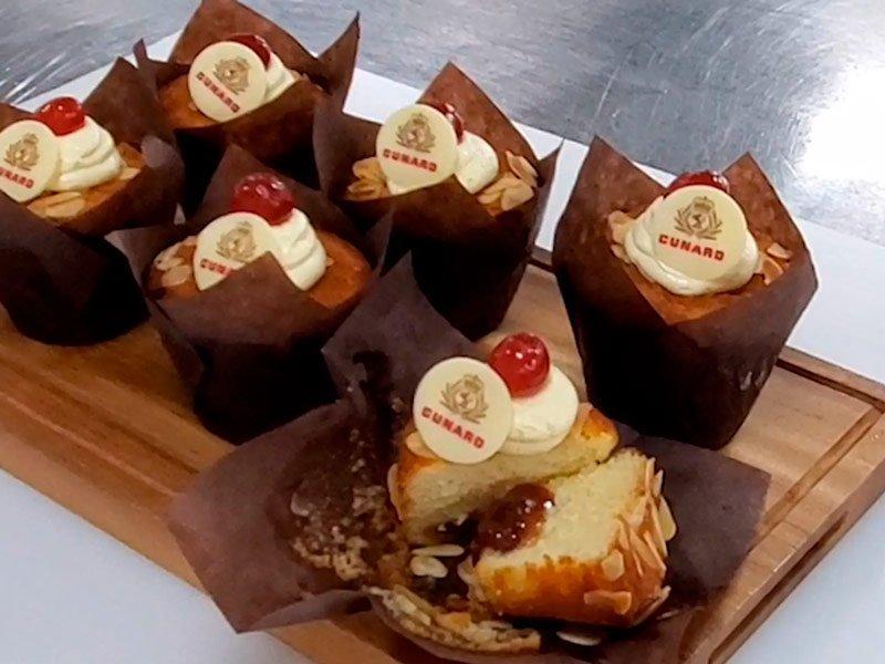 Cunard Muffins