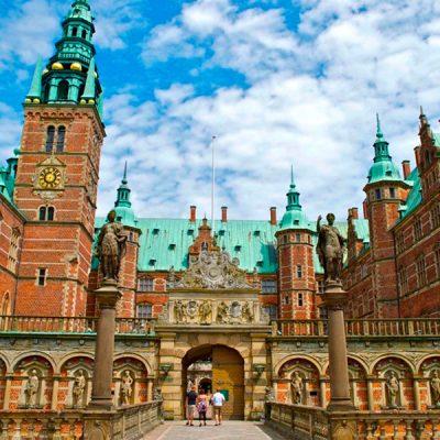 História da Dinamarca em Frederiksborg