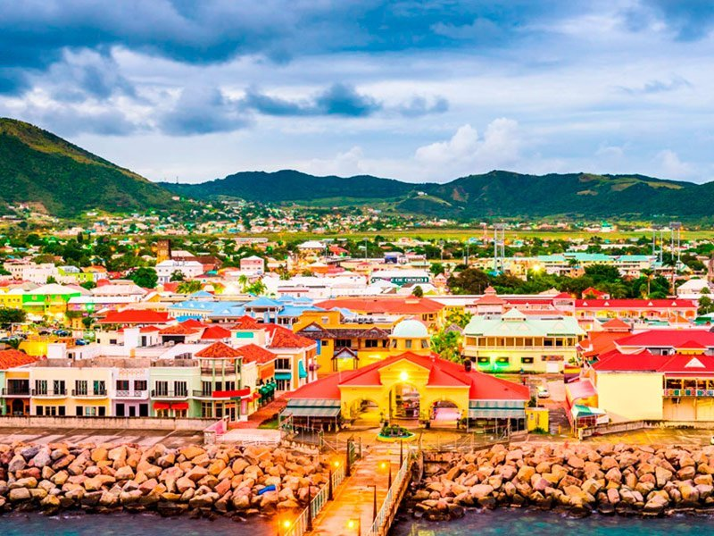 Guía de St. Kitts and Nevis