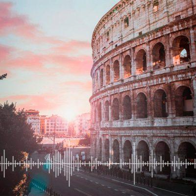 Roma, uma cidade eterna