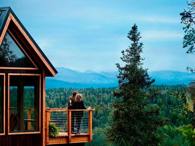 La Casa del Arbol - Alaska