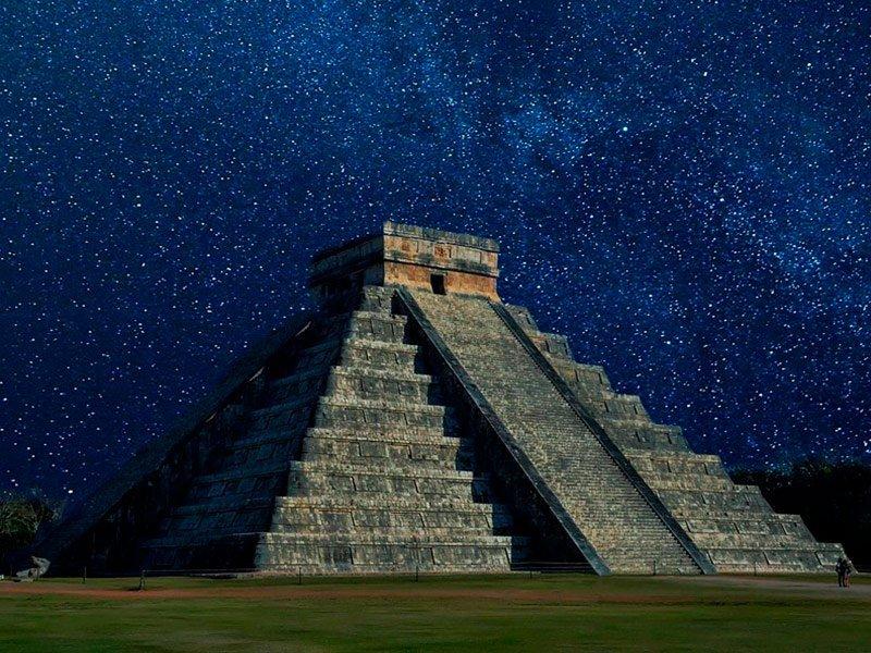 Visita virtual de sitios arqueológicos en Yucatán