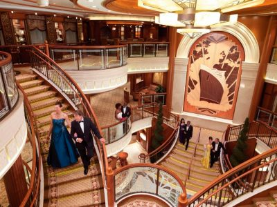 Cunard a partir de Barcelona