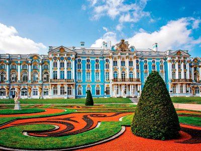 San Petersburgo, Rusia - Holland America