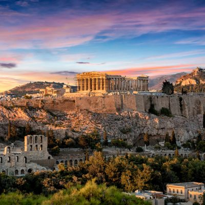Acrópolis de Atenas virtual