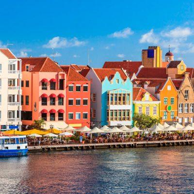 Visita virtual em Curaçao